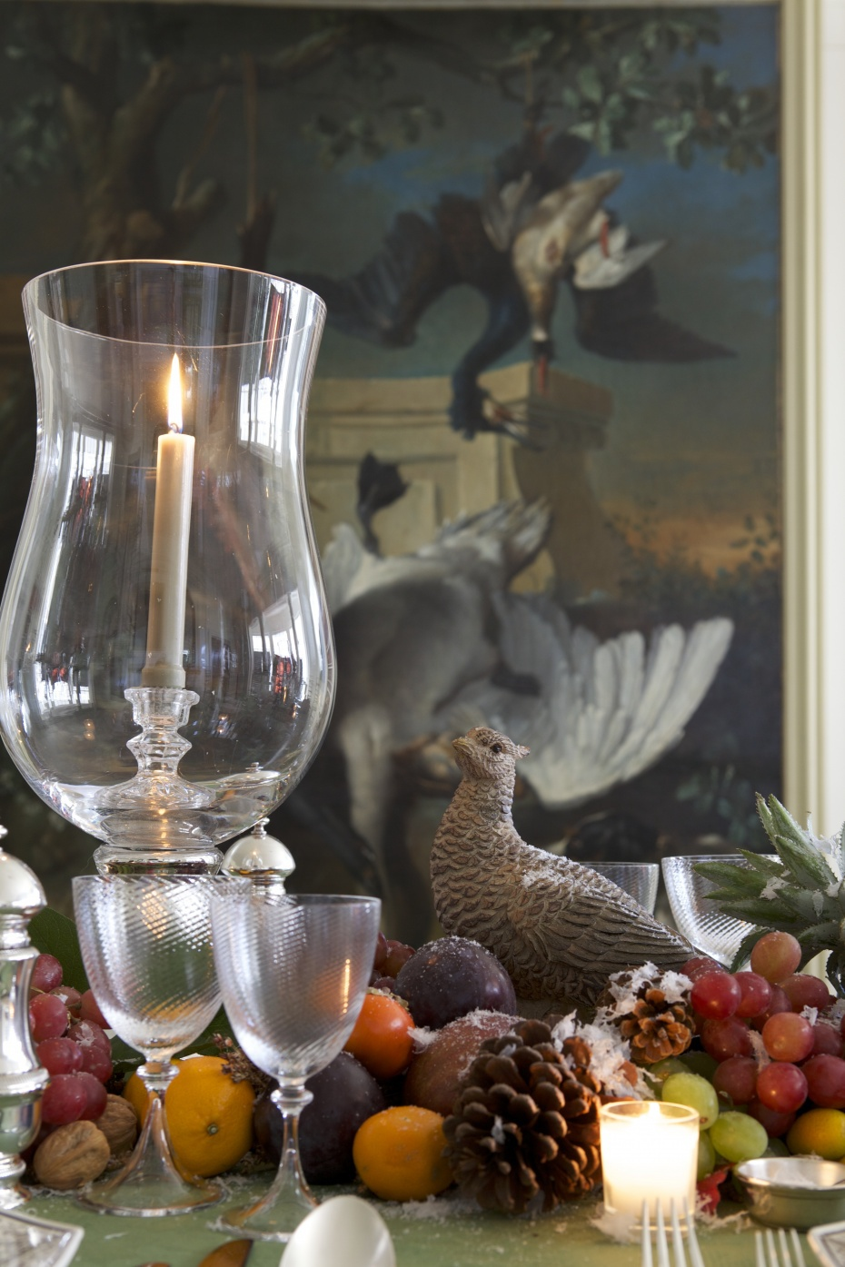 Image Credit and Tablescape Design: Carolyne Roehm