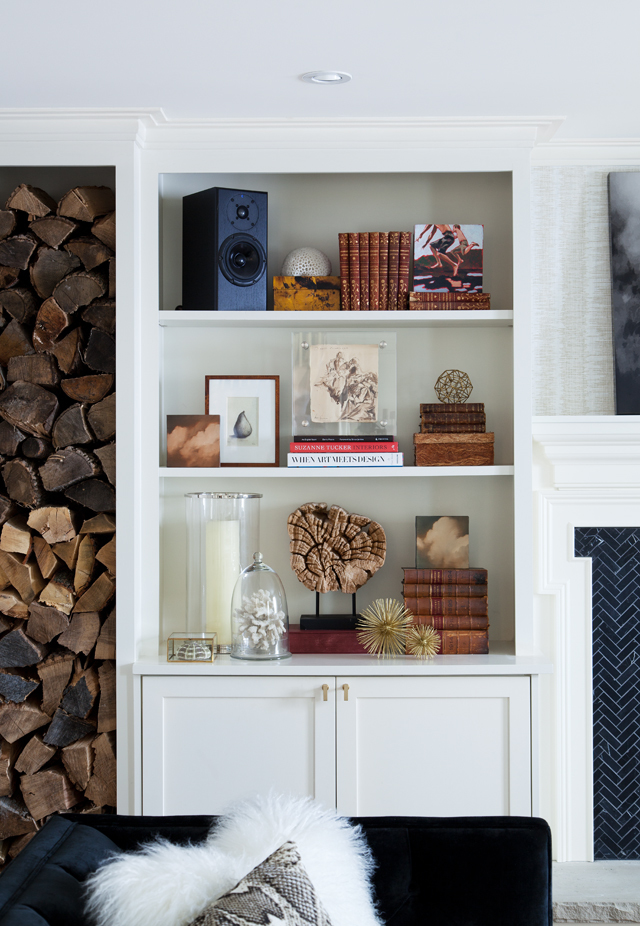 Interior designer: Sarah Walker of The Curated House blog