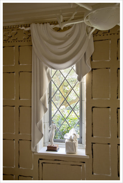 Design: The Wiseman Group, San Francisco || Plaster work: Michael Casey