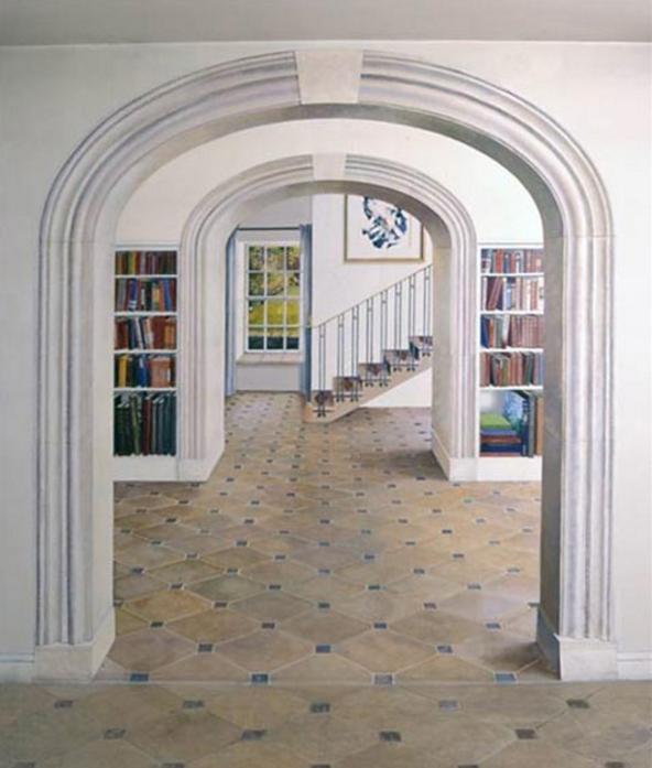 The work of UK artist, Janet Shearer.