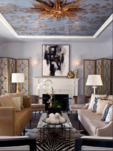 Designer: Elizabeth Gordon, Los Angeles