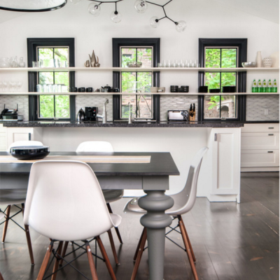 2016 Kitchen Inspiration! Open Shelving Solutions