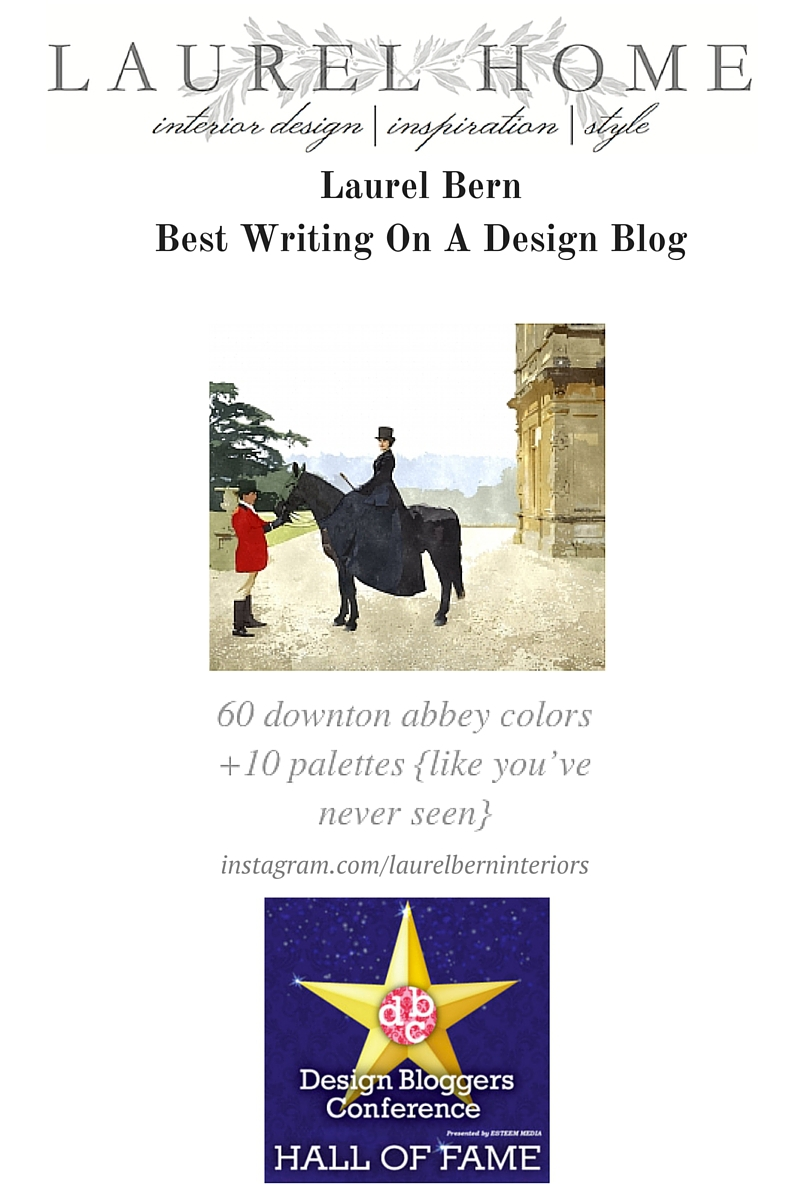 Congratulations on winning Best Overall Design Blog (1)