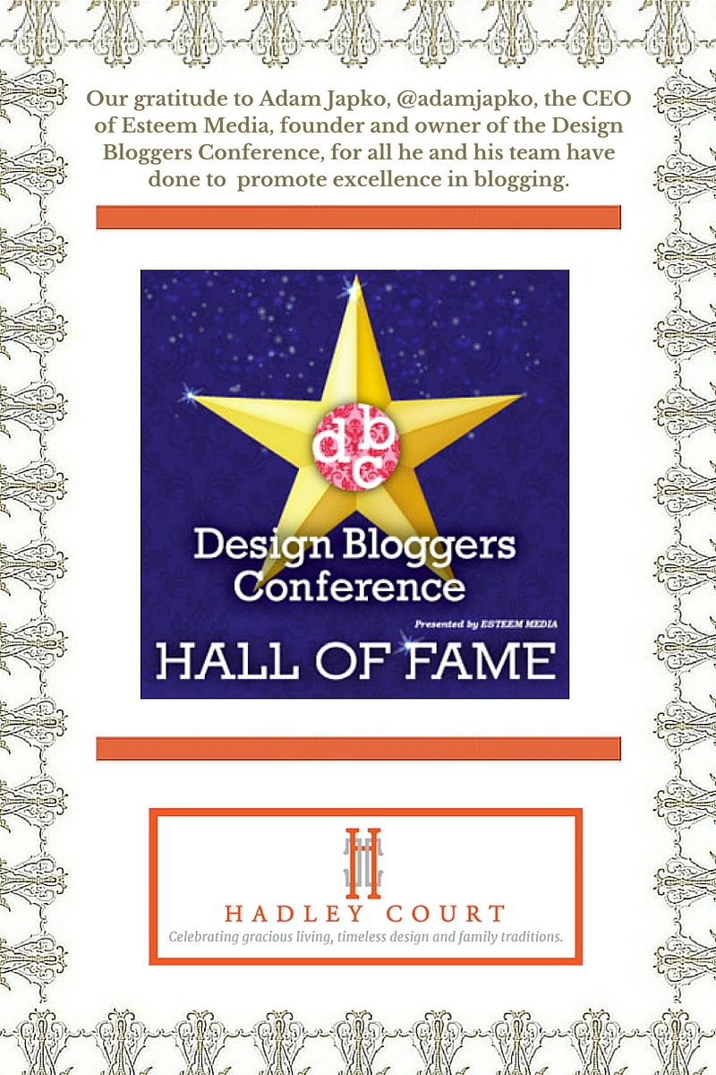 Good luck to all nominees for the Design Bloggers Hall of Fame 2016 awards! (3)