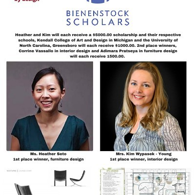 Introducing the 2016 Bienenstock Furniture Library Scholars
