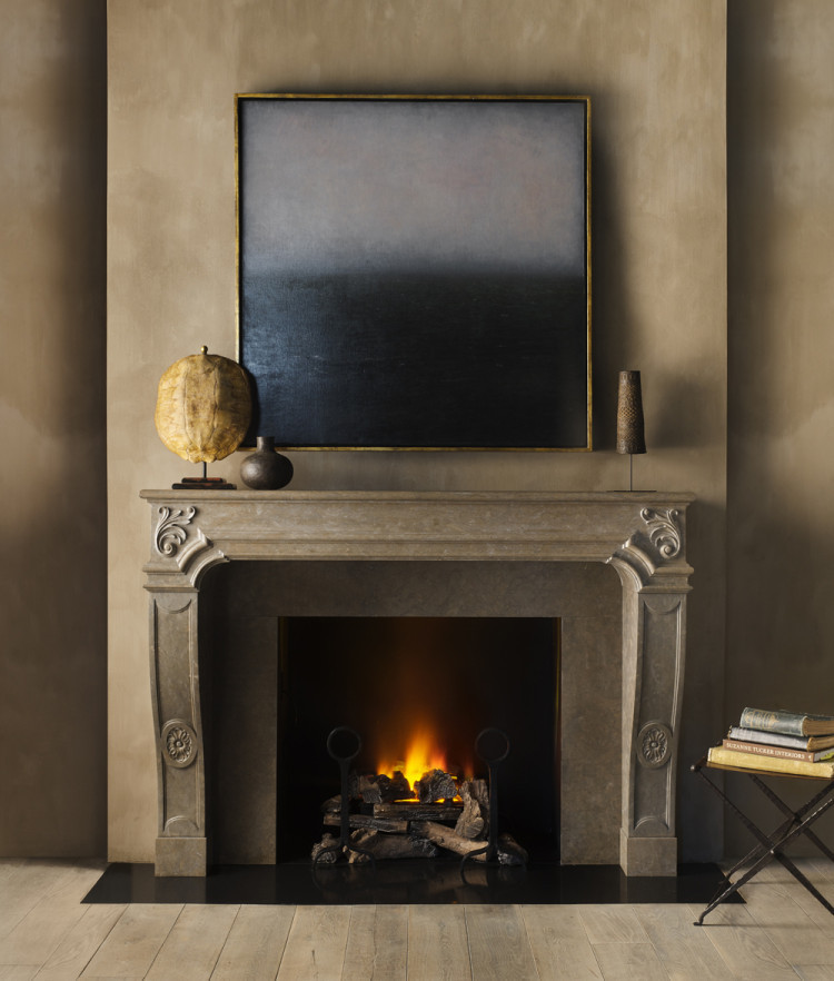 Suzanne tucker and chesney 39 s design luxury fireplaces for Timeless fireplace designs