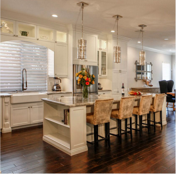 New Kitchen Before And After: BEFORE AND AFTER KITCHEN INSPIRATION