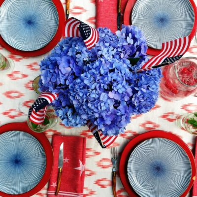Fresh and Inspiring 4th of July Entertaining Ideas