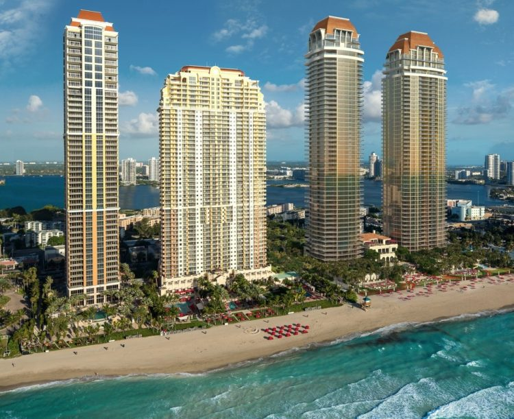 The Mansions at Acqualina, The Acqualina Resort and Spa At The Beach,
