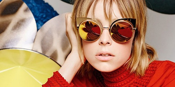 Spring/Summer 2016 sunglass collection