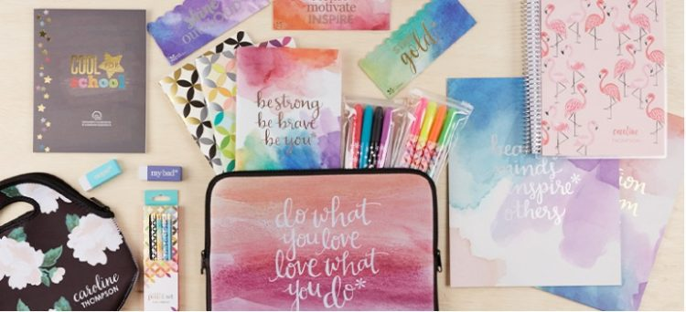 erin condren LIFEPLANNER accessories organizing back to school