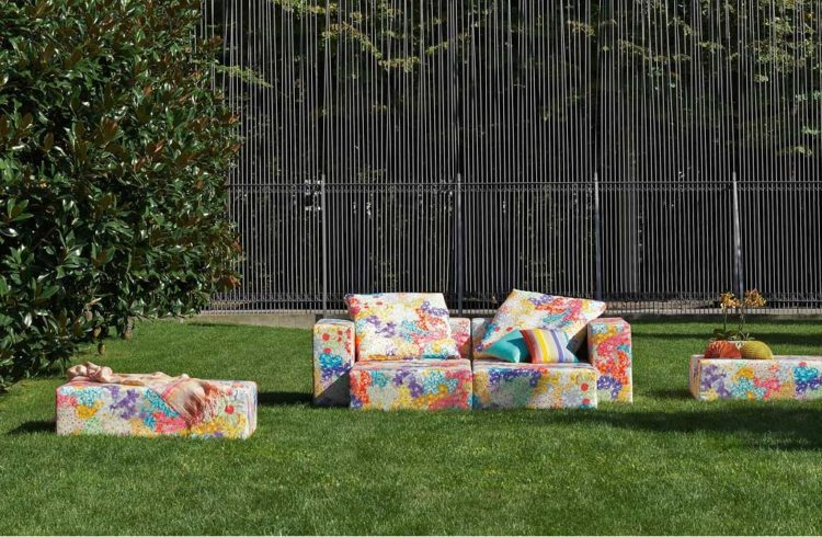 missoni home floral galaxy indoor outdoor furniture collection