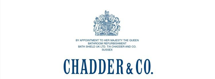 luxury bathrooms chadder & co made in england by appointment to her majesty the queen