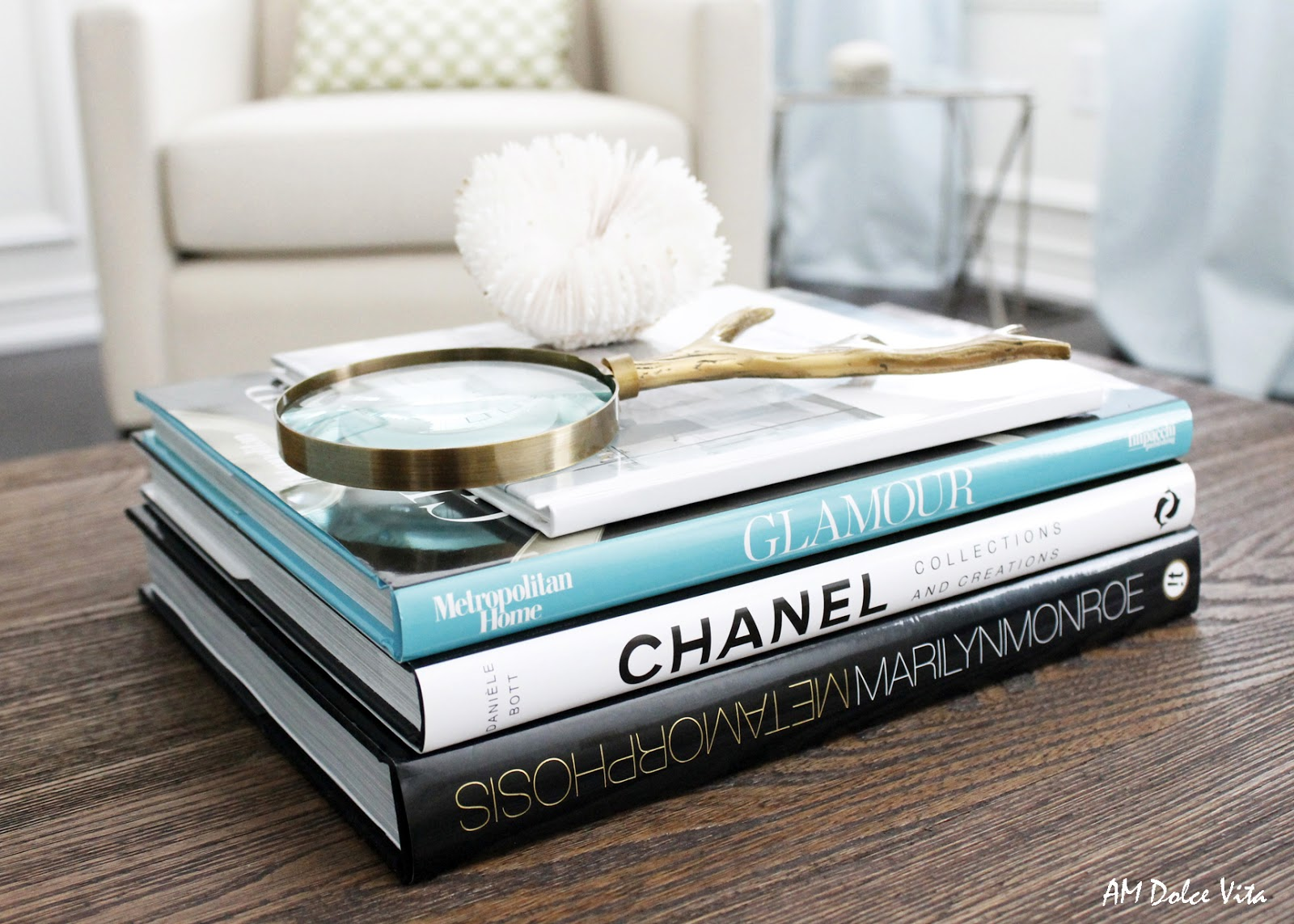How to Style a Coffee Table Hadley Court Interior Design Blog