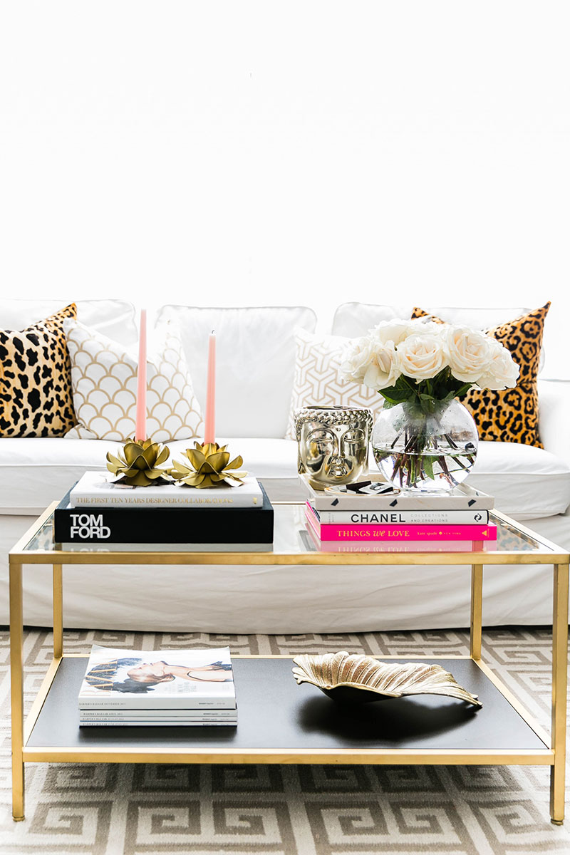 How to Style a Coffee Table – Hadley Court - Interior Design Blog