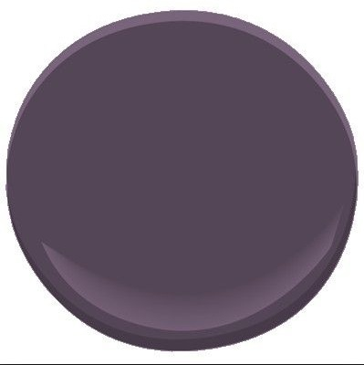 Benjamin Moore's Shadow 2117 -30, their Color Of The Year For 2017, #ColorTrends2017