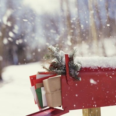 Our Favorite Christmas Mailbox Decorations!