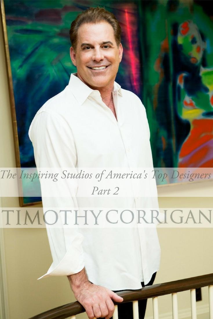 Interior Designer Timothy Corrigan