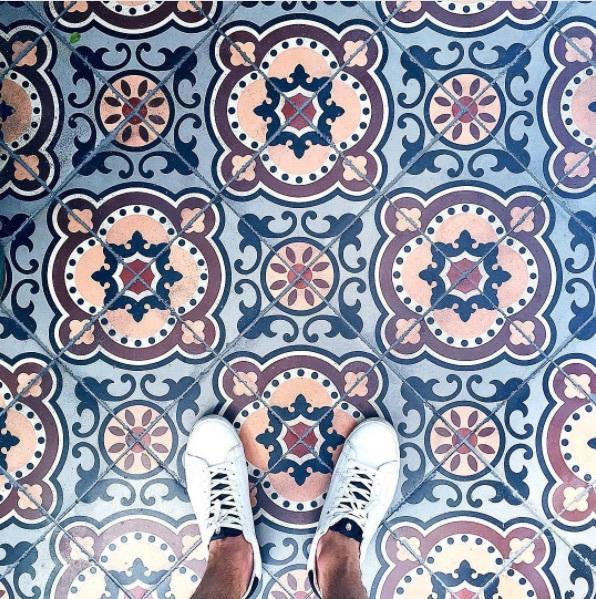 Fun and Beautiful Terrazo Tiles