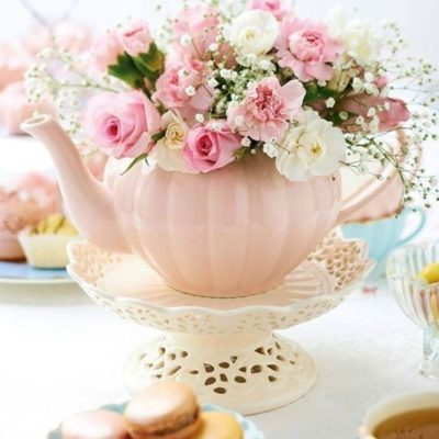 10 Elegant Tea Party Ideas