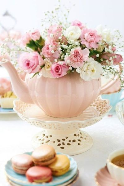 Elegant Tea Party Ideas