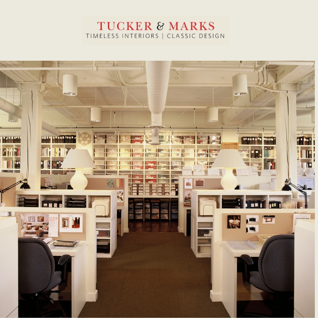 The San Francisco Design Offices Of Tucker And Marks