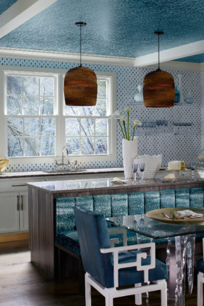 Kitchen & Bath Spaces Revamped: 5 Design Trends That Make You Want to Live in Them!