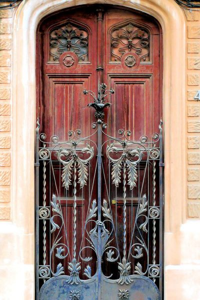 Doors, A Detail Not To Be Missed