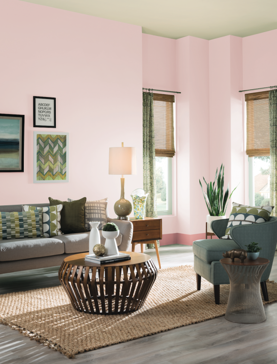 Millennial Pink The Sophisticated Palette Has Returned