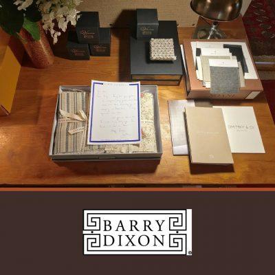 The Inspiring Studios of America's Top Designers, Part 4: Barry Darr Dixon