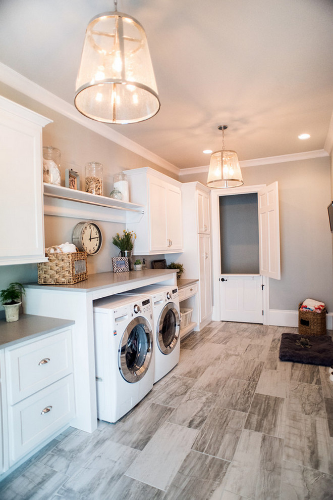 Luxury Laundry Room Ideas - Hadley Court - Interior Design Blog