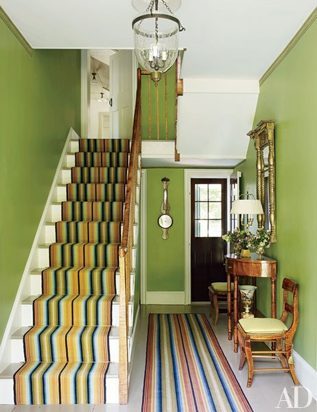 Colorful carpet inspiration