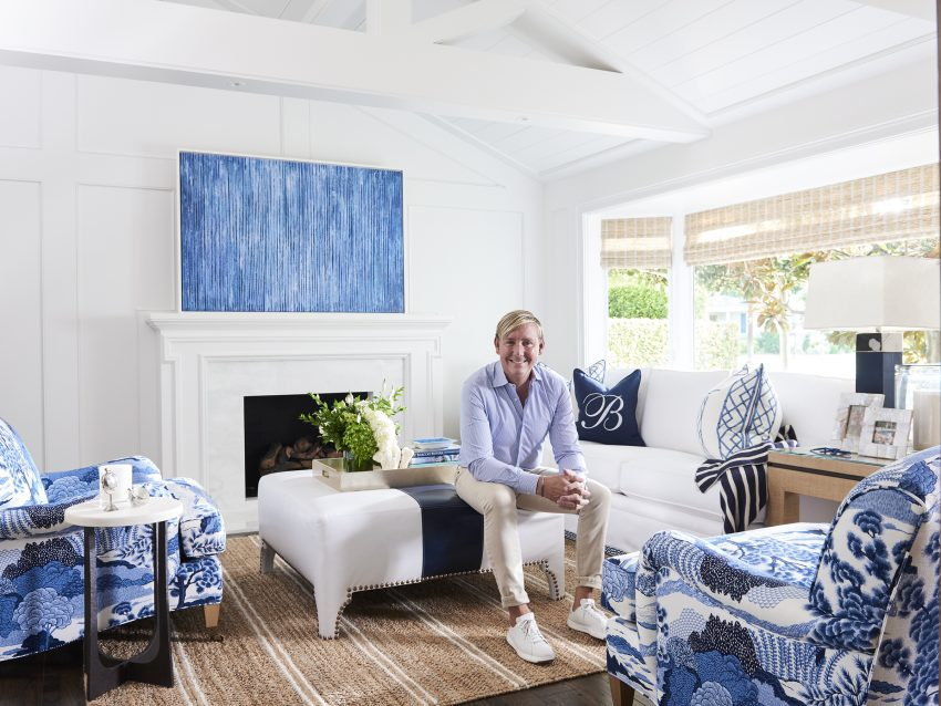 Traditional Reimagined: Barclay Butera For Lexington Home