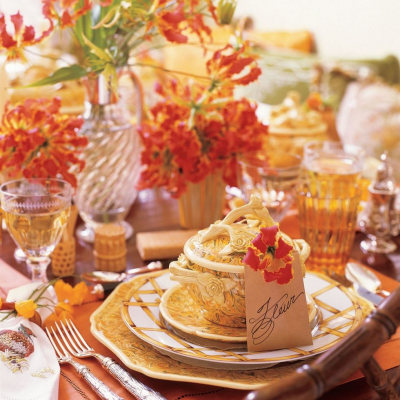 11 Easy Ways to Elevate Your Entertaining at This Year's Thanksgiving