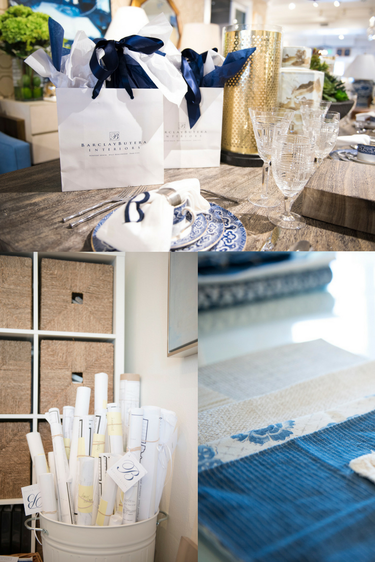 Barclay Butera Interiors Branded Presentation Materials