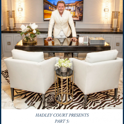 The Inspiring Workspaces of America's Top Designers, Part 5: Barclay Butera Interiors