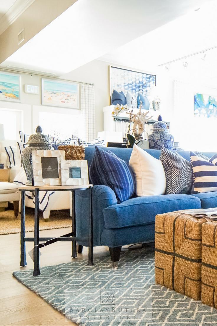 Barclay Butera Interiors Showroom Newport Beach, California