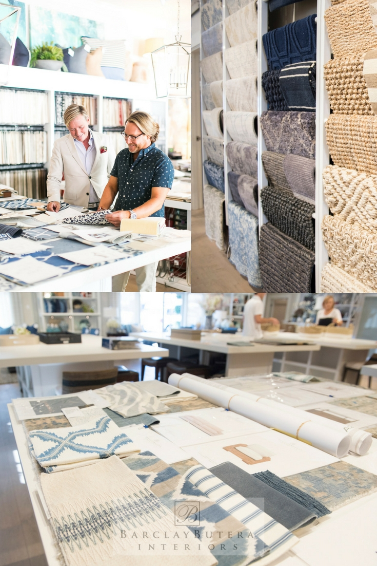 Barclay Butera Interiors Presentation Preparation