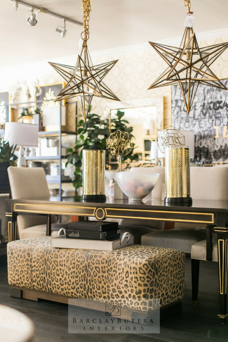Barclay Butera Interiors Showroom in Newport Beach, California