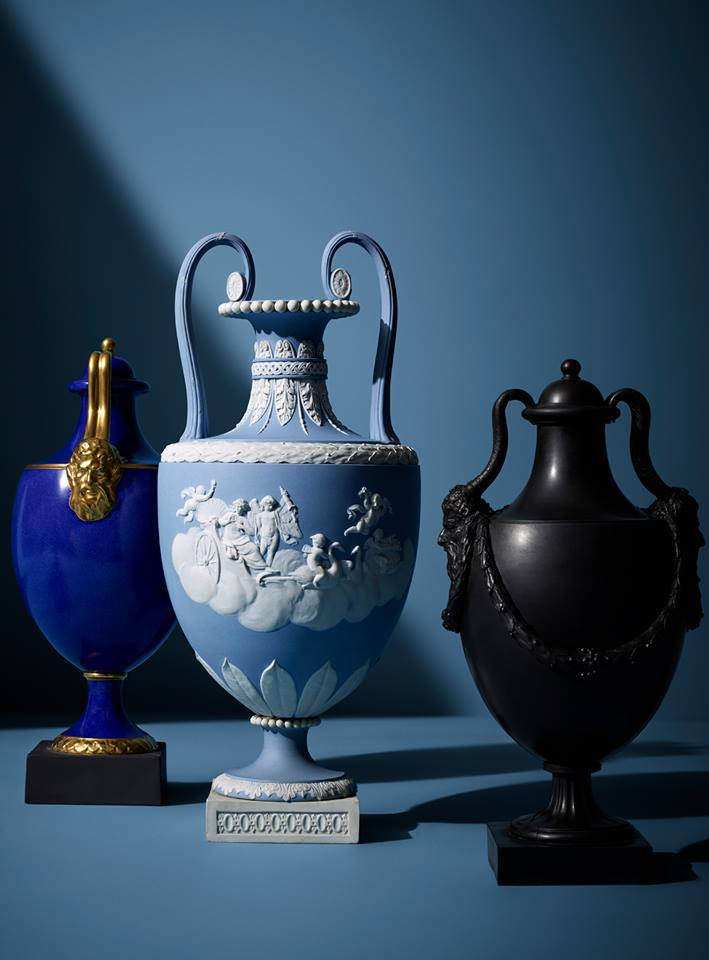 Wedgwood: A Story of Creation and Innovation Vase