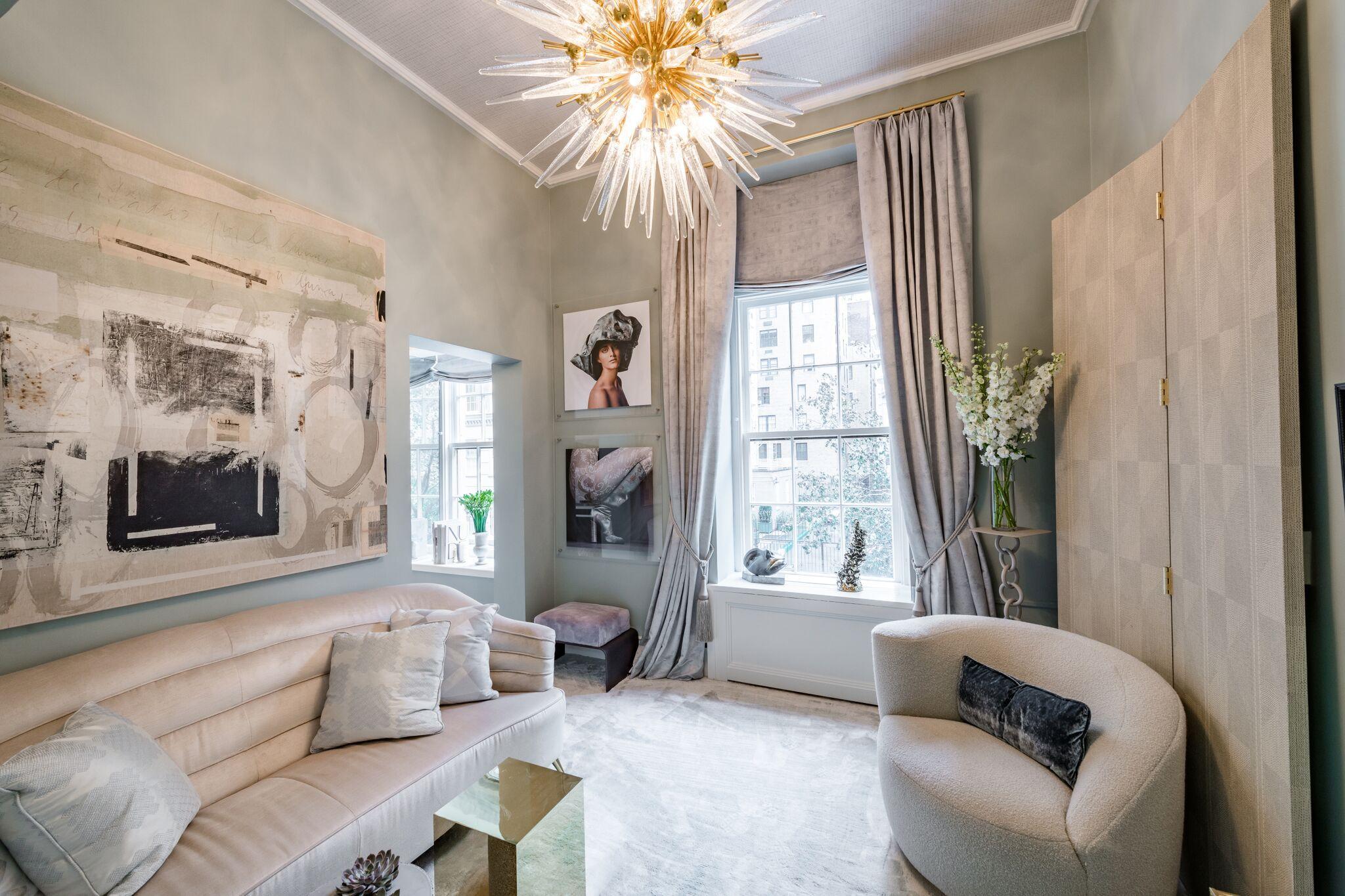 Natalie Kraiem - light fixtures, lamps, pillows