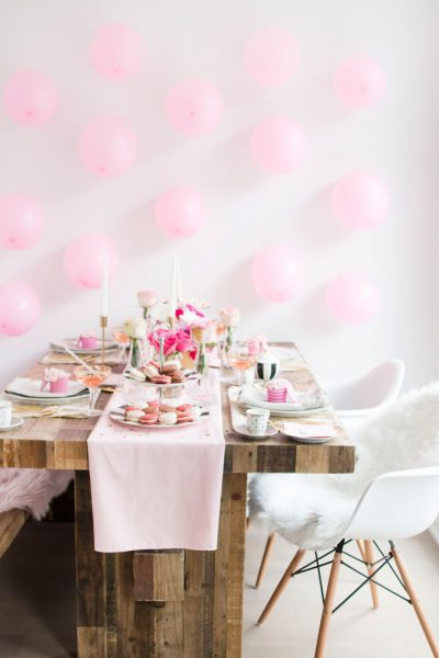 Gorgeous Galentine's Day Party Ideas