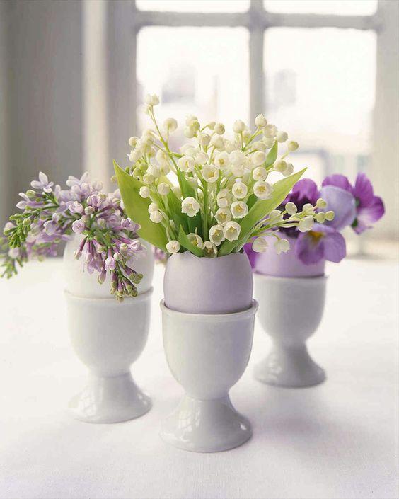 easter egg decorating ideas florals