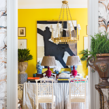 Of-the-Moment Design with a Traditional Twist. A Sit Down with Traditional Home's Design Editor: Tori Mellott