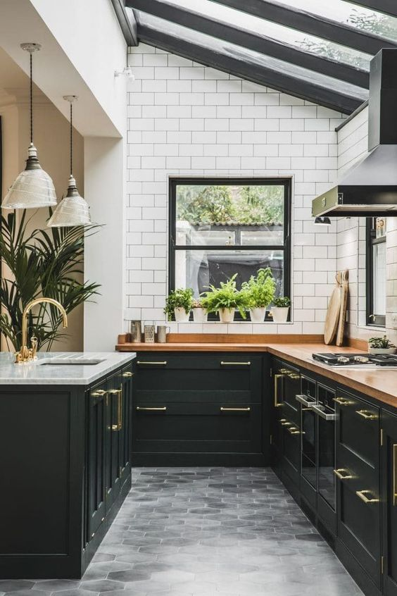 5 ways to use subway tile in the kitchen