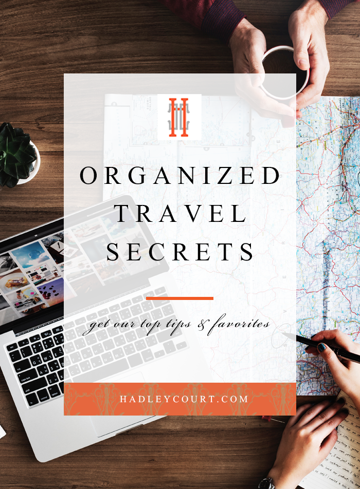 organized travel secrets