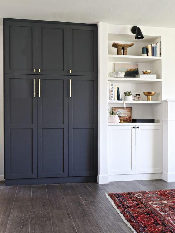Hadley Court Make a Statement with These Cool Pantry Doors 1