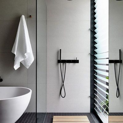 Get Inspired With These Modern and Minimalist Bathrooms