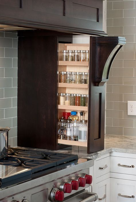 clever cabinet storage ideas