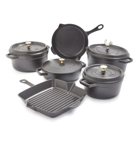 luxury father's day gift ideas we love cast iron set
